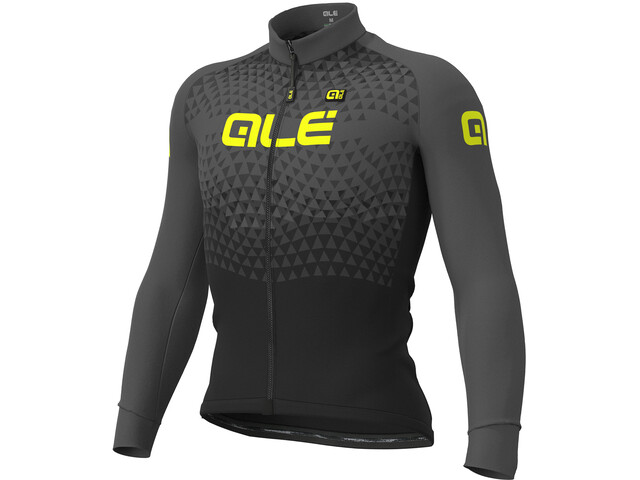 Alé Cycling Solid Summit Jersey Men black-grey